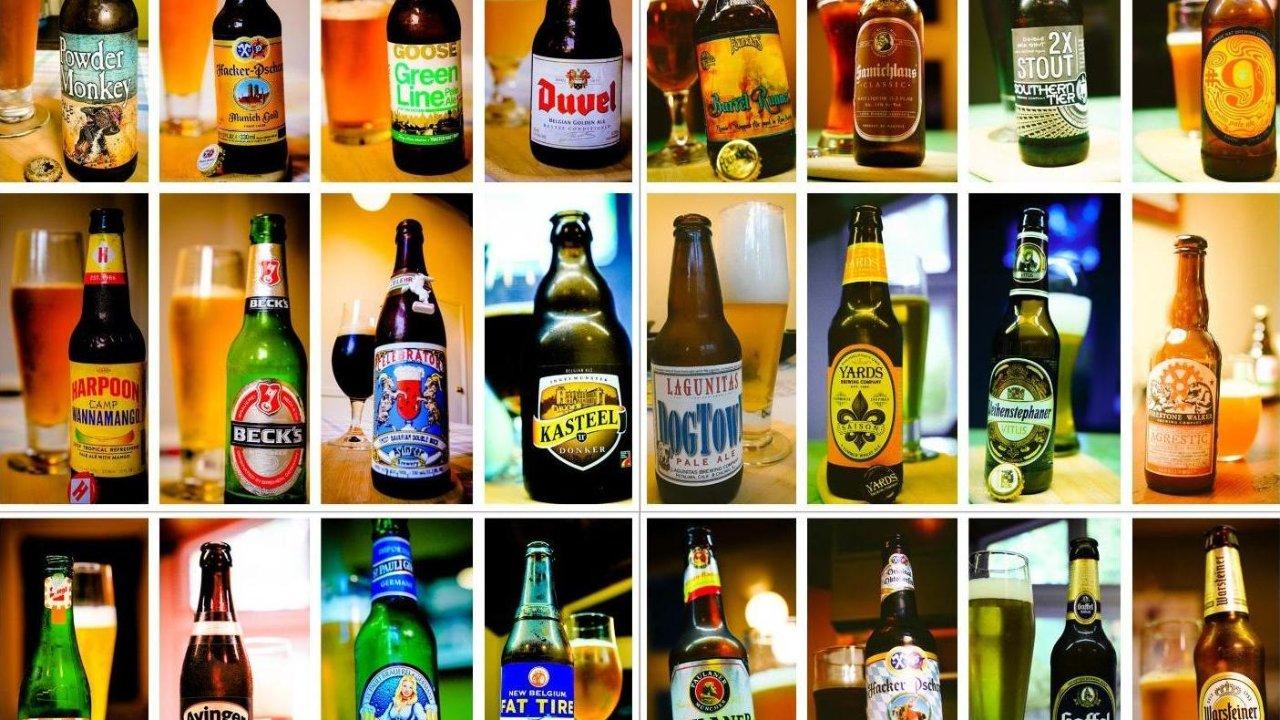 【品酒】超市啤酒挑花眼?请收下这份—活猪子の美国啤酒选购指南