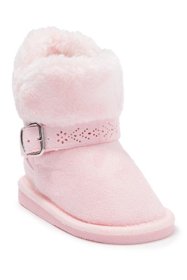 Faux Fur Lined 童款雪地靴