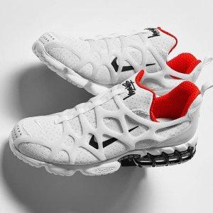 已发售Nike AIR ZOOM KUKINI X STÜSSY WHITE 联名