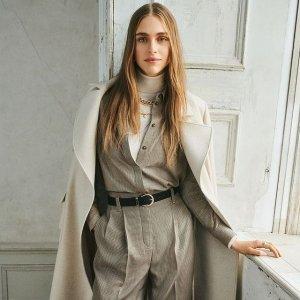 低至7折 €20收毛衣H&M 网络周一大促开始 冬季美衣收不停 保暖又时尚