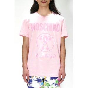Moschino 印花短袖