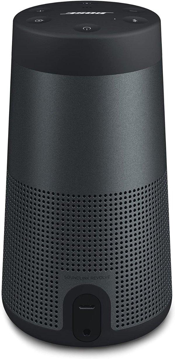 Bose SoundLink Revolve 便携式 360° 蓝牙音箱