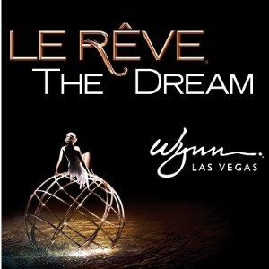 As Low as $112 + Up to Extra $25 OffBlack Friday Sale Live: Vegas.com LE RÊVE The Dream Show