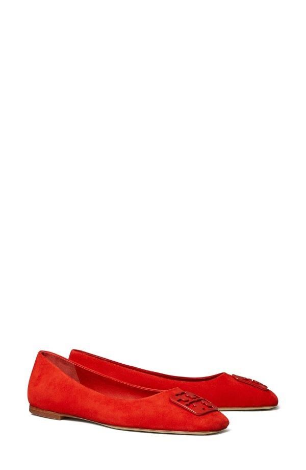 Georgia平底鞋