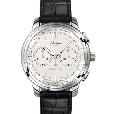 Dealmoon Exclusive: Glashutte Senator Chronograph XL Men's Watch 39-34-21-42-04