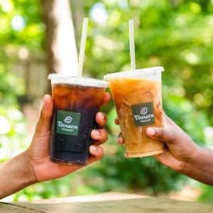 首杯免费+无限续杯MyPanera+ 会员限时优惠 免费试用3个月 咖啡、热茶可选