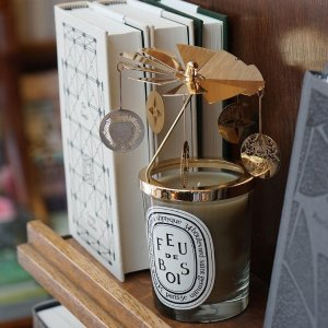 2 Candles + Carousel for $125New Arrivals: Diptyque Carousel Candle Set