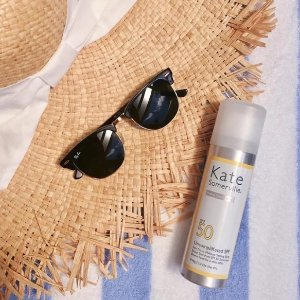 Buy one Get one FREEUncompliKated SPF 50 Makeup Setting Spray($38 value) @ Kate Somerville