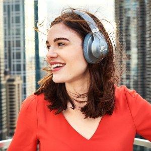 $59.99 双色可选JBL Everest 710 无线头戴式 音乐耳机 官翻