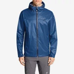 Eddie Bauer Cloud Cap Rain Jacket (various colors)