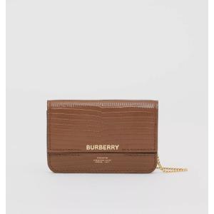 Burberry链条卡包