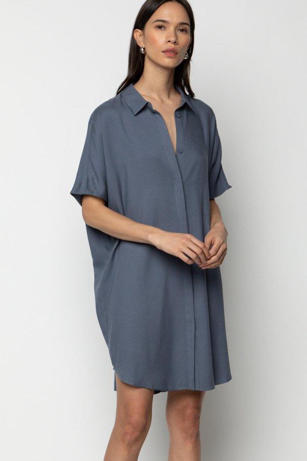 衬衫裙 1083