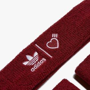 4月22日 心动发售adidas X Pharrell Williams 联名发带、护腕新款预告 定价£39入