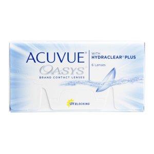 Acuvue隐形眼镜6片