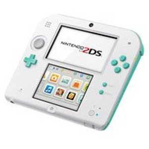 Nintendo2DS 绿色款 翻新版