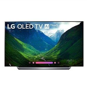 $1299 额外再送$300Dell礼卡LG 55吋 OLED 4K 超高清智能HDR电视