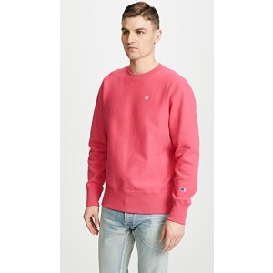 Champion Premium Reverse WeaveCrew Neck Sweatshirt