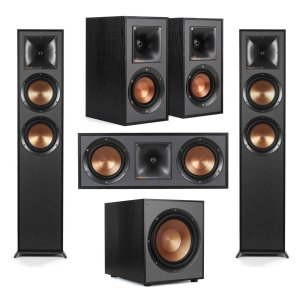 $749 or $1099Klipsch Home Theater Speakers