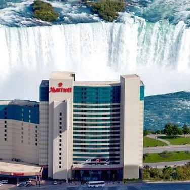 尼亚加拉瀑布瀑景万豪酒店及水疗中心