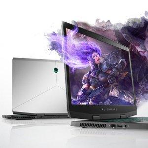 $1199 收 i7+1660Ti Alienware m17上新:Dell 假日折扣,笔记本台机等好价,运通卡可再返$120