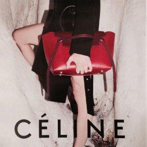 Box 焦糖色补货Céline 爆款笑脸包、鲶鱼包热卖 收苏明玉同款