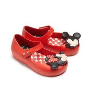 低至$24.98超可爱超萌mini Melissa 儿童果冻鞋热卖
