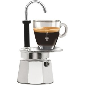 Bialetti2件享7折迷你咖啡机1杯份