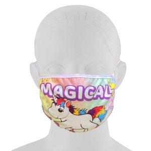 plushible儿童布口罩
