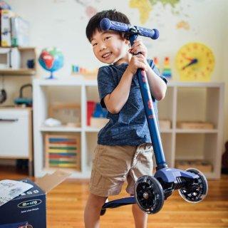 满$200减$50 其它网站多无折扣瑞士米高 Micro儿童滑板车热卖,买过都夸顺滑好骑