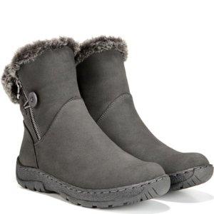 Naturalizer防水系扣雪地靴