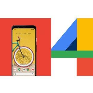 $524起 三年期合约沃达丰官网 Google Pixel 4 64GB 半价合约手机