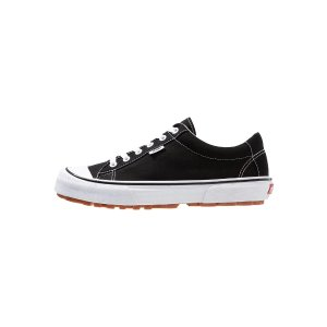 Vans黑色滑板鞋