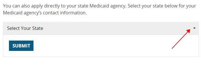 如何查询Medicaid官网
