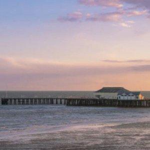 61折 双人间£99起含早晚餐Essex海滨酒店热卖 购物度假两不误