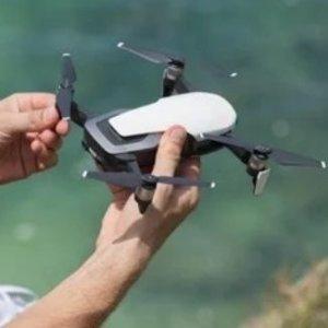 直降$600 超清画质DJI大疆 Mavic 2 Zoom 可折叠无人机 变焦版