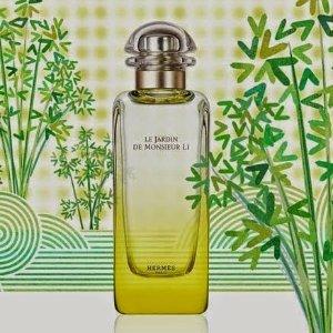 现价£43(原价£84.99)最好闻的金桔茉莉HERMES爱马仕李先生的花园香水100ml特卖