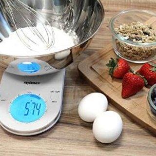 From $8.39Tenergy Kitchen & Body Scales Sale @ Amazon.com