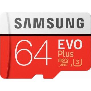 $13.89Samsung EVO Plus 64GB microSDXC UHS-I 存储卡