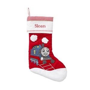 $5.9 + Free ShippingPottery Barn Kids Thomas & Friends™ Quilted Stocking