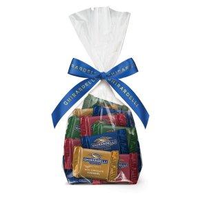 Ghirardelli满额立享7.5折综合口味巧克力方块礼袋 (40块)