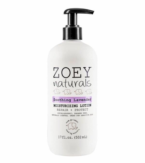 Zoey Naturals 保湿乳液