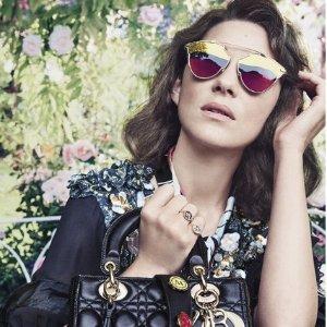 低至1.7折 Dior今夏爆款$140最后一天:Gucci、MiuMiu、Fendi等大牌墨镜特卖 满额免邮免关税