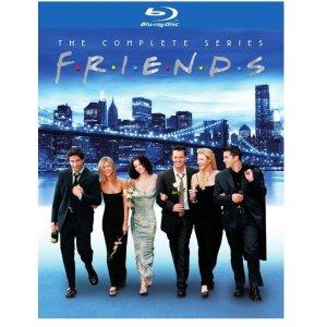 $54.99 补票收藏美剧殿堂级作品《老友记(六人行、Friends)》全集 蓝光碟