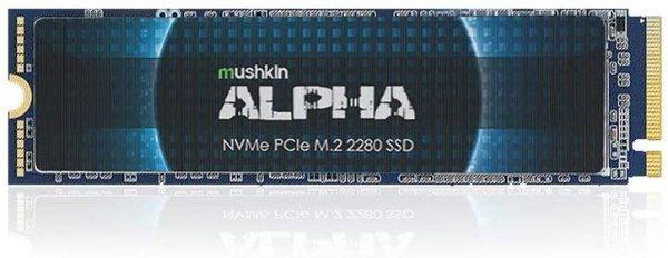 Mushkin Alpha 4TB PCIe Gen3 x4 NVMe 固态硬盘