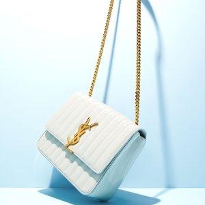 最高送$600礼卡Saint Laurent 女士手袋热卖 入风琴包,极简托特包