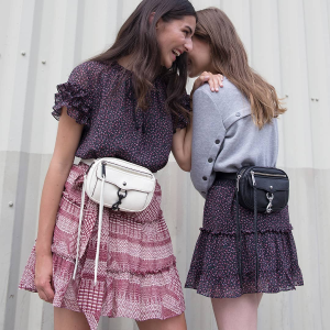 Up to 50% Off + Free ShippingNew to Sale  @ Rebecca Minkoff