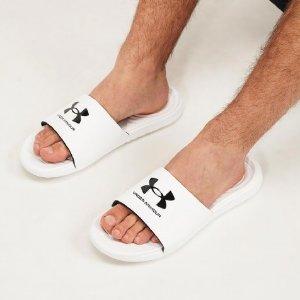 9码 $14.98Under Armour Ansa Fix 男士凉鞋特卖 夏日标配