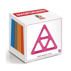 MagformersSuper Triangle 12-Piece Set