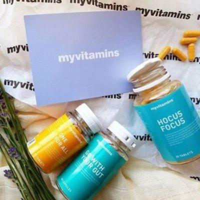 Myvitamins 评论抽送学习伴侣套装 提高注意力、抗疲劳小能手