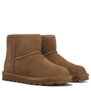 BearPawAlyssa 防水短款雪地靴